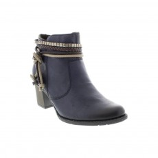 Rieker Side Toe Boot Ocean/Te