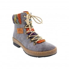 Rieker Baslat Lace up Boot