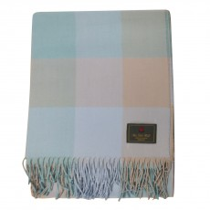 Dervaig Aqua Throw
