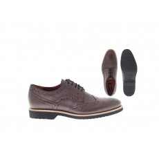 Lacuzzo Soft Brogue Rubber Sole