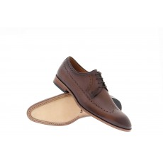 Lacuzzo Lace Up Slight Brogue