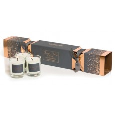 Stoneglow Cracker Candle Gift Set