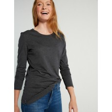 WhiteStuff LS Brushed Layer Jersey Top