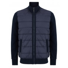 Douglas Full Zip Funnel Neck