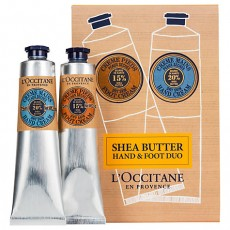 L'occitane Shea Hand &Foot Duo
