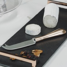 Just Slate Copper Cheese Knife