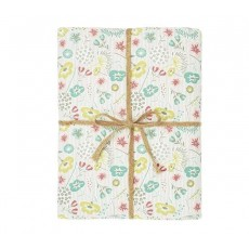 Waltons Secret Garden Tablecloth 100x100