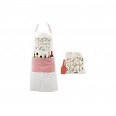 Christmas Spirit Apron