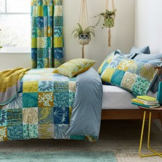 Bedeck Clarissa Hulse Mini Patchwork Marine