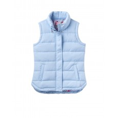 Joules Eastleigh Padded Gilet Lt Blue