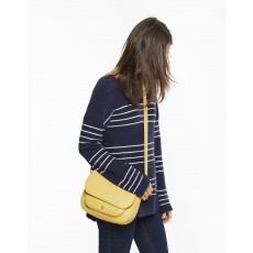 Joules Darby Saddle Bag Gold