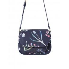 Joules Darby Canvas Saddle Bag