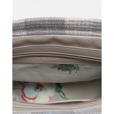 Joules Daytoday Tweed Shoulder Bag