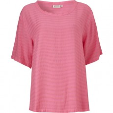 Masai Daimy top 1/2 sleeve Flamingo
