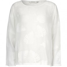 Masai Darnell top Long sleeve Cream