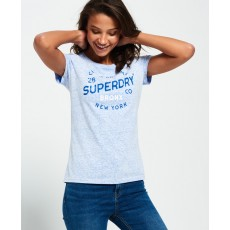 Superdry City Of Dreams Entry Tee