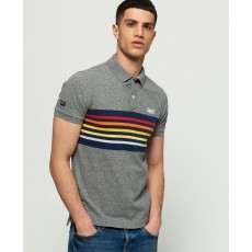 Superdry Classic Cali S/S Banner Polo