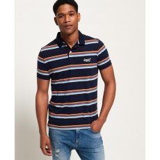 Superdry Classic Cali S/S Surf Polo