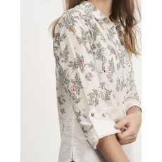 White Stuff Molly Bird Shirt White Pr