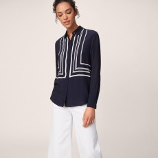 Gant Border Striped Shirt