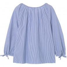Gant Preppy Striped Blouse