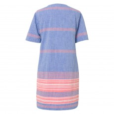 Gant Striped Chambray Tunic