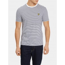 Lyle & Scott Stripe T Shirt