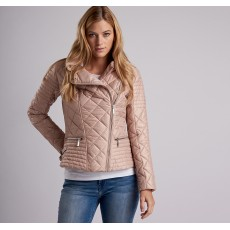 Barbour International Wyvis Quilt Pale Pink