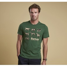 Barbour Hound Tee