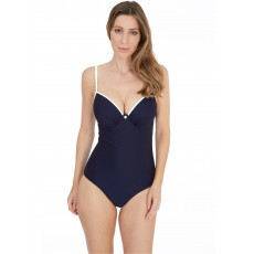Lepel Plain Sailing Plunge Swimsuit