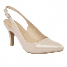Lotus Nadia Nude Shoe