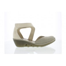 Fly London Pats Sandal Cloud/Off White