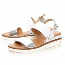 Moda in Pelle Sporty 2 Band Sandal SL