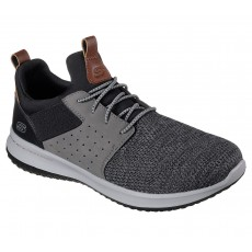 Sketchers Delson Camben Black/Grey