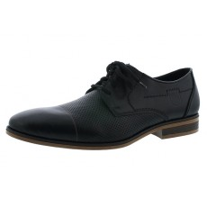 Rieker Lace Shoe Nero