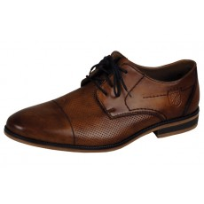 Rieker Lace Shoe Amaretto