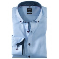 Olymp Blue  modern fit Shirt