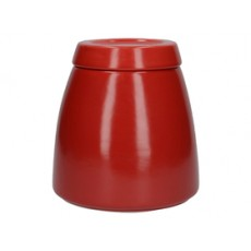 La Cafetiere Barcelona Storage Jar Red