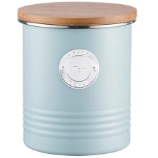 Typhoon Living Tea Canister Blue 1L