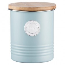 Typhoon Living Coffee Canister Blue 1L