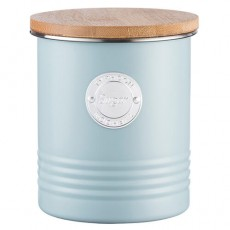 Typhoon Living Sugar Canister Blue 1L