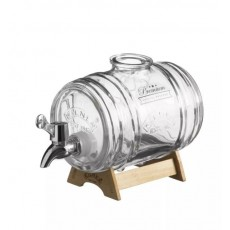 Kilner Barrel Dispenser 1L