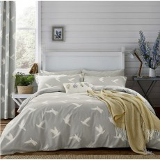 Bedeck Sanderson Home Paper Doves Denim