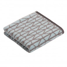 Vossen Vibration Line Bath Towel Shell
