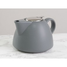 La Cafetiere Barcelona Cool Grey Teapot 1300ml
