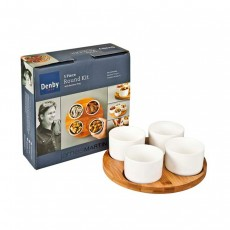 Denby James Martin 5Pc Bamboo Round Kit