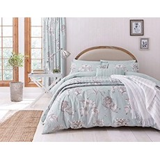 Sanderson Etchings & Roses Bedding
