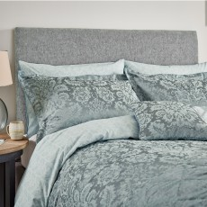 Bedeck Sanderson Options Floriella Bedding  Slate
