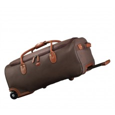Jump Corner Wheel Duffle Chocolate