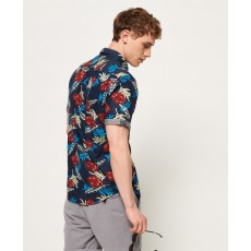 Superdry Miami Loom S/S Shirt